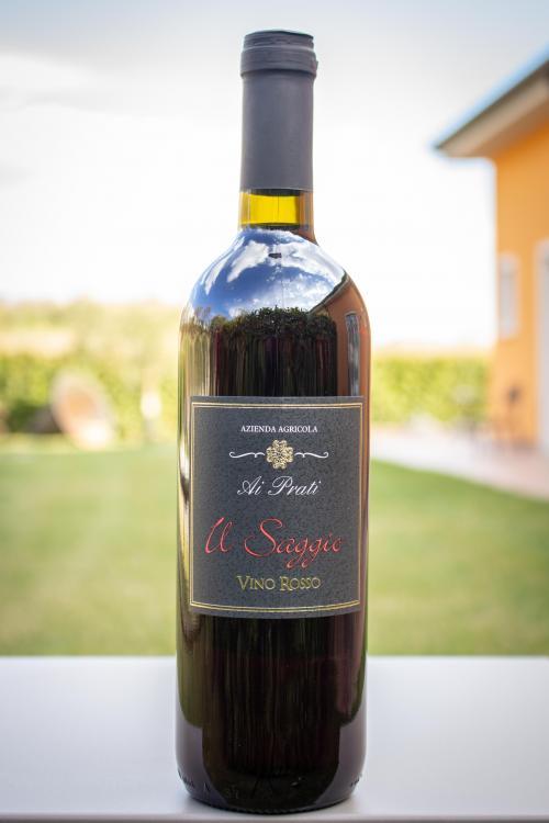 """Wine Rosso """"Il Saggio"""""""